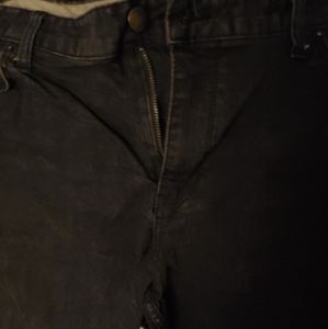 Five Four jeans mens used black 42x30